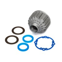 TRAXXAS - X-MAXX ALUMINUM DIFFERENTIAL HOUSING CARRIER 7781X