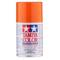 TAMIYA - PS-62 PURE ORANGE COLOR FOR LEXAN 86062