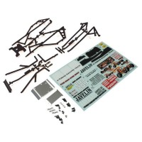KYOSHO - BODY PARTS/ROLL BAR JAVELIN - BLACK OTB247BK