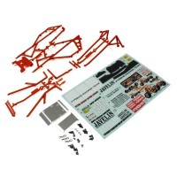 KYOSHO - BODY PARTS/ROLL BAR JAVELIN - RED OTB247R