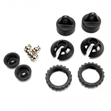 TRAXXAS - GTR SHOCK CAPS AND SPRING RETAINERS 5465