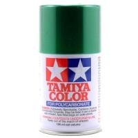 TAMIYA - PS-17 METALLIC GREEN COLOR FOR LEXAN 86017