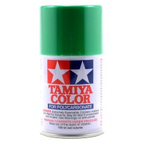 TAMIYA - PS-25 BRIGHT GREEN COLOR FOR LEXAN 86025