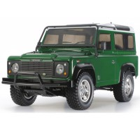 TAMIYA - KIT CC-01 LAND ROVER DEFENDER 90 58657