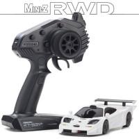 KYOSHO - MINI-Z RWD McLAREN F1 GTR WHITE (W-MM/KT531P) 32332W