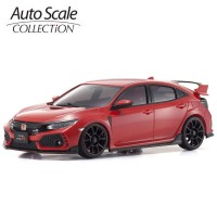 KYOSHO - AUTOSCALE MINI-Z HONDA CIVIC TYPE-R RED (MF03F) MZP445R