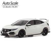 KYOSHO - AUTOSCALE MINI-Z HONDA CIVIC TYPE-R WHITE (MF03F) MZP445W
