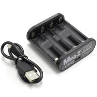 KYOSHO - CHARGEUR USB SPEED HOUSE MINI-Z (AA/AAA) 71999