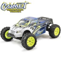 FTX - COMET 1/12 BRUSHED MONSTER 2WD READY-TO-RUN FTX5517