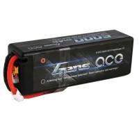 GENS ACE - LIPO 50C 5000MAH 11.1V HARD CASE FICHE DEANS