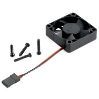 HOBBYWING - VENTILATEUR MP3510SH 5V 10, 500RPM 0.25A BLACK A 30860200
