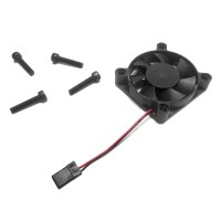 HOBBYWING - FAN MP4510SH 6V 8, 000RPM 0.30A BLK (MAX 5) 30860400