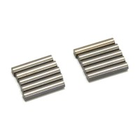 KYOSHO - WHEEL STOPPER SHAFT 2.6X14MM (10) / IF39 - 97037-14