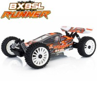 HOBBYTECH - 1/8 BUGGY RTR BX8 RUNNER ORANGE TYPE SL BRUSHED 1.SL.BX8.RUNNER-O