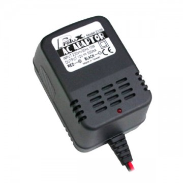 PROLUX - 12V 500MA 230V CHARGER (FOR FT12V7 LEAD ACID BATT) EU PLUG PX2129E