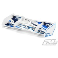 PRO-LINE - AILERON 1/8TH TRIFECTA BLANC BUGGY OU TRUGGY 6249-04