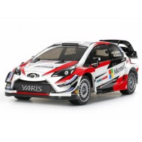 TAMIYA - TOYOTA KIT TT-02 YARIS WRC GAZOO RACING 58659
