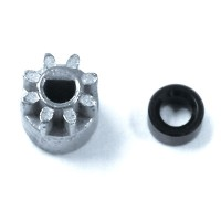 KYOSHO - REAR IDLER GEAR Mini-Z BUGGY - ALU MBW035