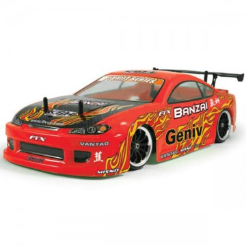 FTX - VOITURE BANZAI DRIFT 1/10 BRUSHED 2.4GHZ 4WD RTR FTX5529