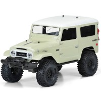 PROLINE - 1965 FJ40 TOYOTA LAND CRUISER CLEAR BODY FOR TRX-4 3508-00