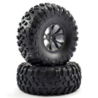 FTX - OUTLAW PRE-MOUNTED WHEELS & TYRES - BLACK FTX8335B