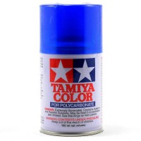 TAMIYA - PS-38 TRANSLUCENT BLUE COLOR FOR LEXAN 86038