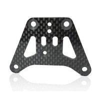T-WORK'S - GRAPHITE UPPER PLATE FOR KYOSHO MP10 TO-213-MP10