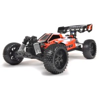 T2M - BUGGY PIRATE SHOOTER ORANGE BRUSHED RTR T4931OR