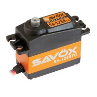 SAVÖX - AIR HIGH TORQUE CORELESS DIGITAL SERVO 12KG@6.0V SA-1258TG