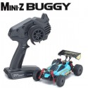KYOSHO - MINI-Z MB010 4WD 1/24 INFERNO MP9 TKI3 GREEN/BLACK - READYSET 32091EGBK