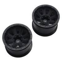 KYOSHO - RAGE VE BLACK RIMS (2) FAH301BK