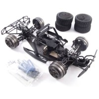 HOBAO - HYPER 10SC ELECTRIC ROLLER 1/10TH 4WD SHORT COURSE TRUCK KIT HB10SC-E