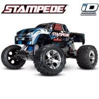 TRAXXAS - STAMPEDE 4x2 1/10 BRUSHED TQ 2.4GHZ - iD 36054-1