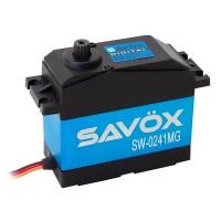 SAVOX - SERVO 1/5EME WP SAVOX DIGITAL 40KG / 0.17SEC. 7.4V SW-0241MG