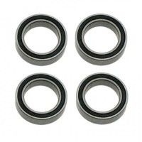 HOBAO - 10 X 15MM BEARINGS (4) (FRONT) 224066
