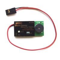 PROLUX - LIPO VOLT-SAVER BATTERY LOW VOLTAGE ALARM 2,3,4 CELL PX1416