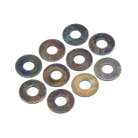 KYOSHO - WASHERS 4X10X0.5MM (10) / 1191 1-W401005