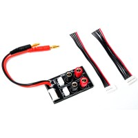T2M - PLATINE DUO LIPO JST XH & CABLES T1231/3