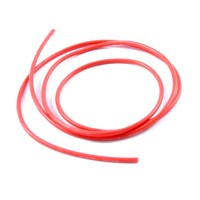 ETRONIX - 16 AWG SILICONE WIRE RED (100CM) ET0674R