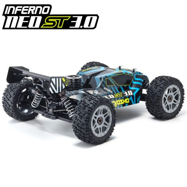 RODS /& MUD GUARDS *Upper Lower Kyosho Inferno NEO ST 3.0 REAR SUSPENSION ARMS