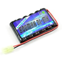 VOLTZ - 4.8V 2000 MAH AA BATTERY PACK W/ MINI TAMIYA PLUG VZ0061