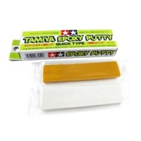 TAMIYA - EPOXY PUTTY QUICK TYPE 25G 87051