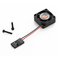 HOBBYWING - FAN 2008SH 5V 15,000 RPM 0.135A BLACK (XR10 STOCK) 30860500