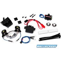 TRAXXAS - KIT COMPLET LED + ALIMENTATION - CHEVROLET BLAZER 8038