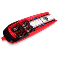 TRAXXAS - HATCH RED - DCB M41 5771