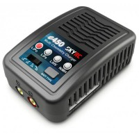 SKYRC - E450 MULTI CHEMISTRY AC CHARGER (LIPO, LIFE/LIHV & NIMH - 50W) SK-100122