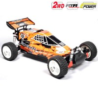 FG - 1/6 FUN CROSS SPORT EP RTR 670070ER