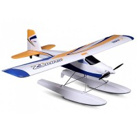 FMS - AVION TRAINER 1220MM SUPER EZ V3 KIT RTF (MODE 2 ) - FLOTTEURS INCLUS FMS078RF