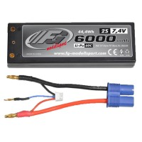 FG - POWER PACK 2S 7.4V 6000MAH 60C 06556