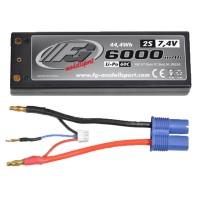 FG - POWER PACK 2S 7.4V 6000MAH 60C 06556